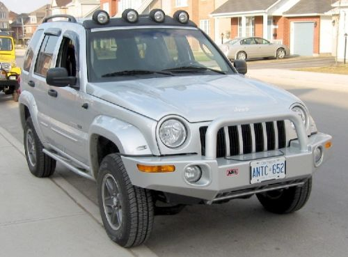Jeep Liberty Ome Lift ltlowe's KJ Renegade